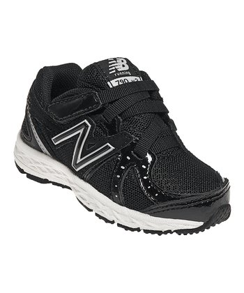 Black 790 Running Shoe - Kids