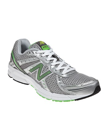 Gray & Green W470v2 Running Shoe - Women