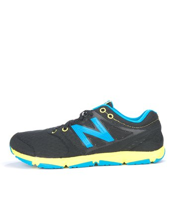 Blue & Yellow W730 Running Shoe
