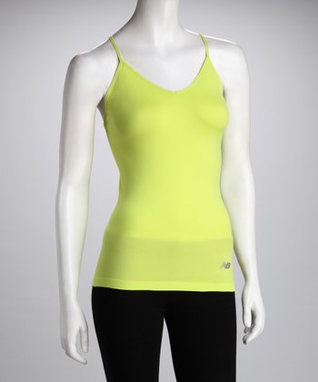 Lime Punch Seamless Camisole