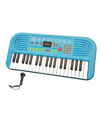 Blue USA Music Pro 37-Key Keyboard & Microphone