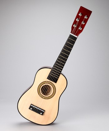 Natural 23'' Toy Acoustic Guitar
