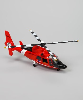 Eurocopter Dauphin HH-65C U.S. Coast Guard Helicopter Replica