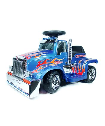 Transformers Optimus Prime Truck Ride-On