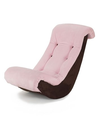 Pink & Chocolate Banana Rocker