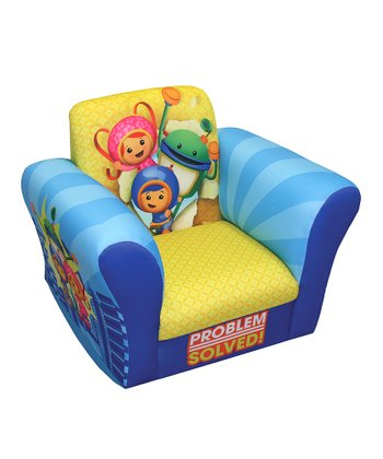 Team Umizoomi 'Problem Solved' Rocking Chair