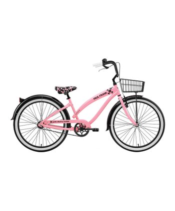 Pink Paul Frank Skurvy Women's Cruiser Bicycle