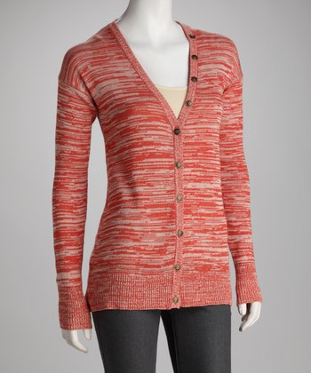 Papaya Cardigan
