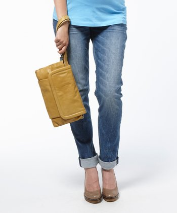 Light Wash Carrick Maternity Boyfriend Jeans