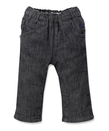 Gray Wash Jeans - Infant