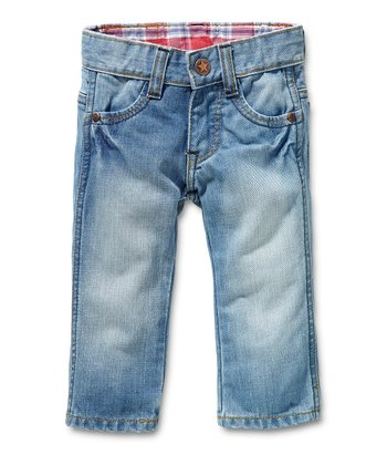 Light Wash Dalton Straight-Leg Jeans - Infant
