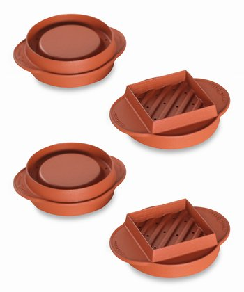 Stuffed Burger Press - Set of Two