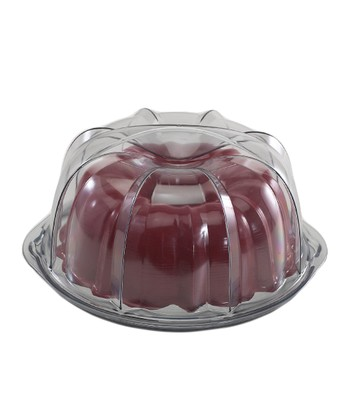 Bundt Pan & Bundt Cake Keeper