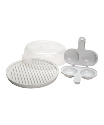 Bacon & Egg Breakfast Set