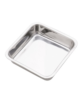 Stainless Steel Square Cake Pan
