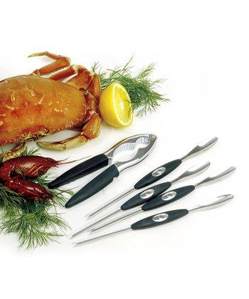 Grip-Ez Seafood Cracker & Pick Set