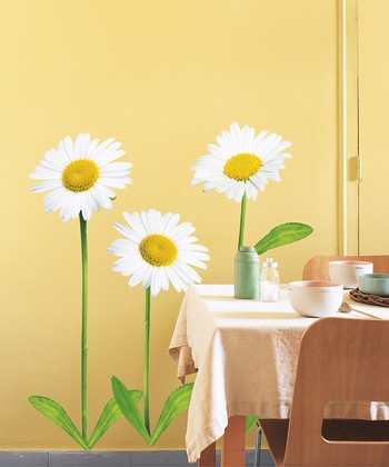 Daisy Wall Decal Set