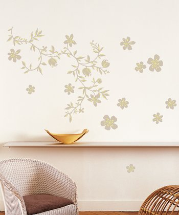 Garland Wall Decal Set