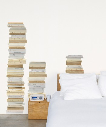 Book Wall Decal Set