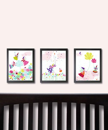 Fairy Princess Mini Print Set