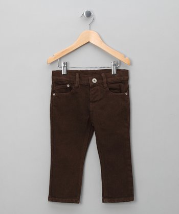 Charcoal Classic Pants - Toddler & Boys
