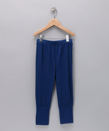 Blue Felix Organic Pants - Infant, Toddler & Kids