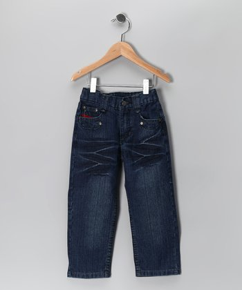 Texture Jeans - Toddler & Boys