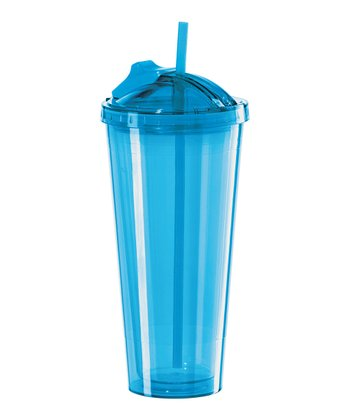 Aqua 20-Oz. Pop-Up Tumbler