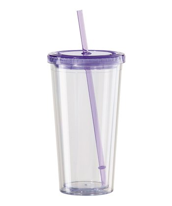 Purple 20-Oz. Tumbler