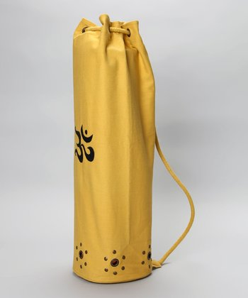 Yellow Mahashakti Mat Bag