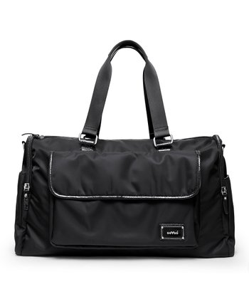 Black Noir Labor of Love Large Duffel Bag