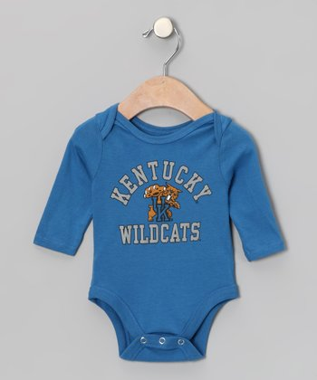 Blue 'Kentucky Wildcats' Bodysuit - Infant