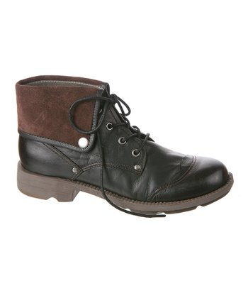 Black Chetopa Boot