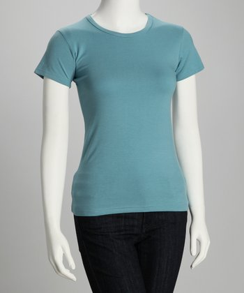 River Urban Organic Short-Sleeve Tee - Women