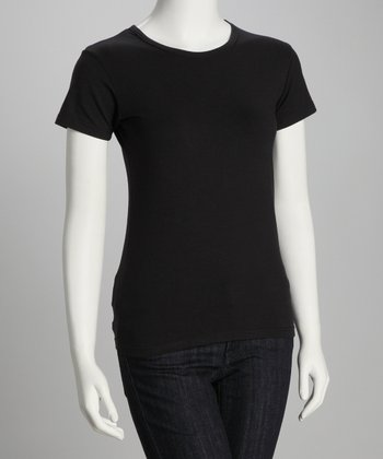 Licorice Soy Organic Tee - Women