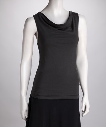 Coal Bean Organic Tank - Women