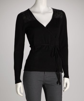 Rosin Star Organic Wrap Top - Women