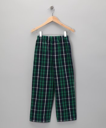 Tartan Plaid Pants - Infant, Toddler & Boys