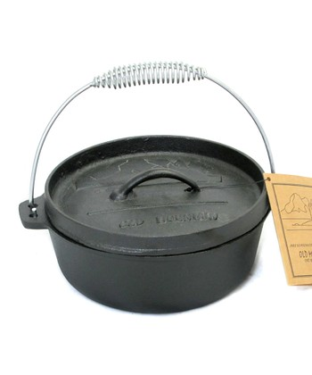 2-Qt. Dutch Camp Oven