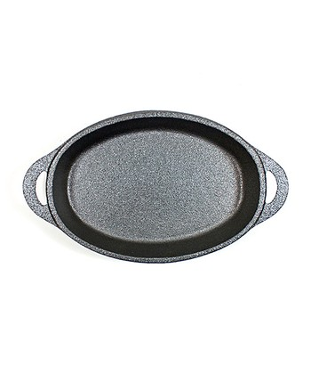 Cast Iron Single-Serve Oval Dish