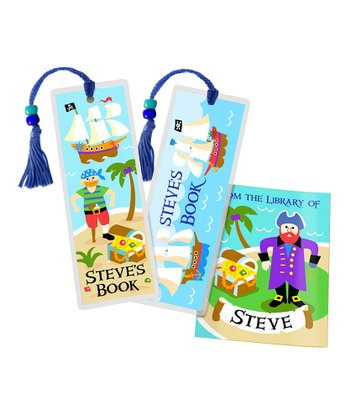Pirates Lil' Reader Set