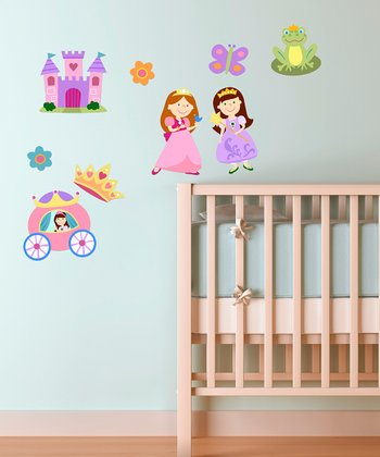Princess Peel & Stick Wall Decals