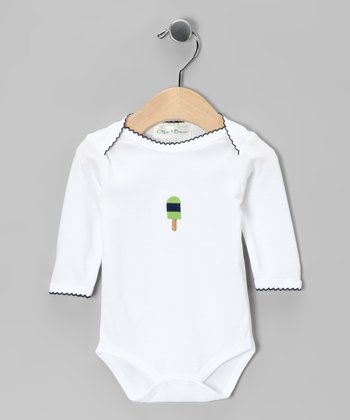 Blue Ice Pop Bodysuit - Infant