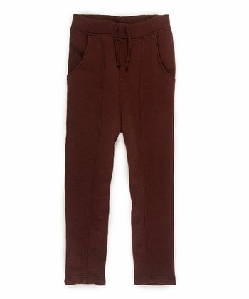 French Roast Lewis Slouchy Pants - Boys