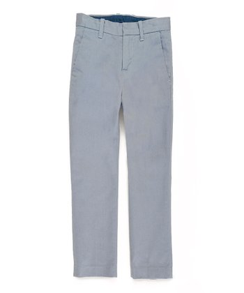 Gray Thaden Skinny Pants - Boys