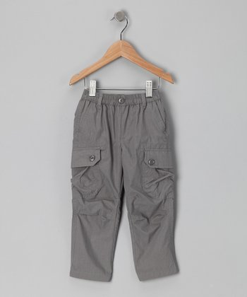 Pebble Cargo Pants - Toddler & Boys