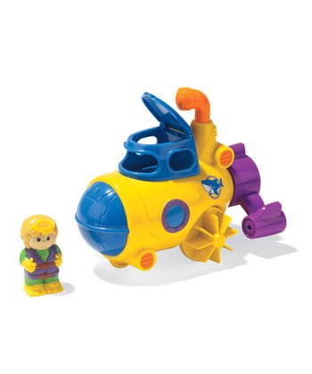 Submarine Bathtub Toy