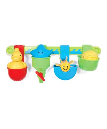 Seaside Pour & Play Bar Bath Toy