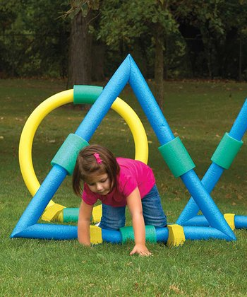 Geometric Foam Obstacle Set
