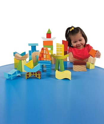 PBS Kids City Exploration Blocks